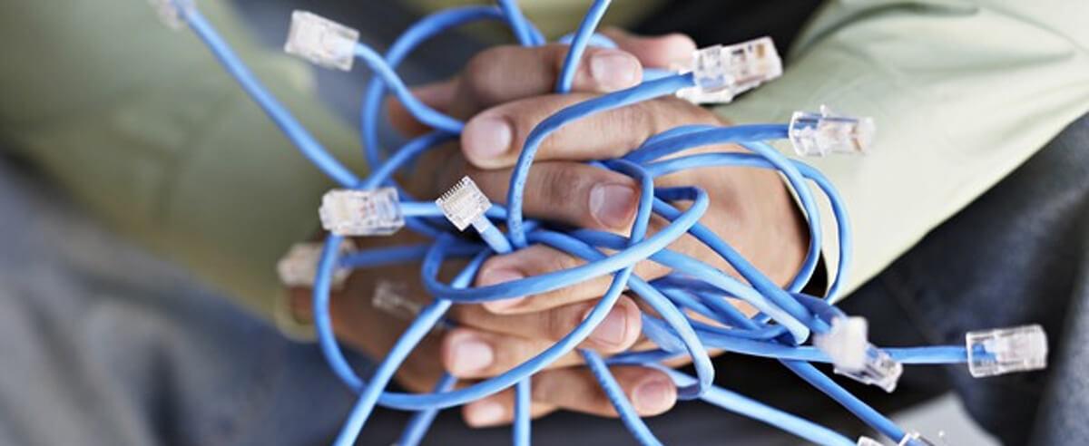 Установка локальных сетей
